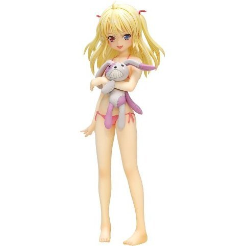 Beach Queens - 1/10 Scale Pre-Painted PVC Figure: Hasegawa Kobato