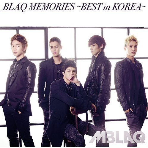 Blaq Memories - Best In Korea