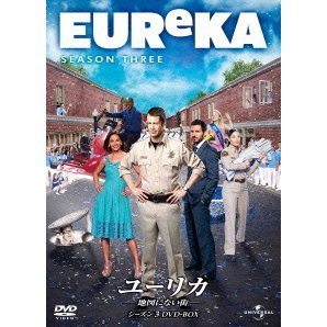 Eureka Season 3 DVD Box