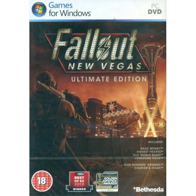 Fallout New Vegas: Ultimate Edition (DVD-ROM)