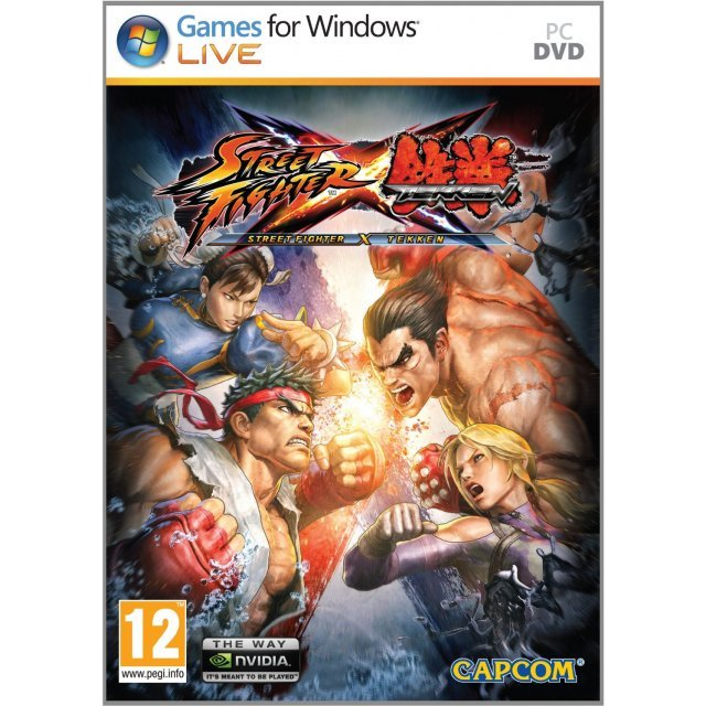 Street Fighter X Tekken (DVD-ROM)