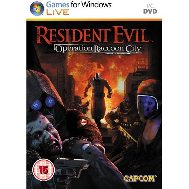 Resident Evil: Operation Raccoon City (DVD-ROM)