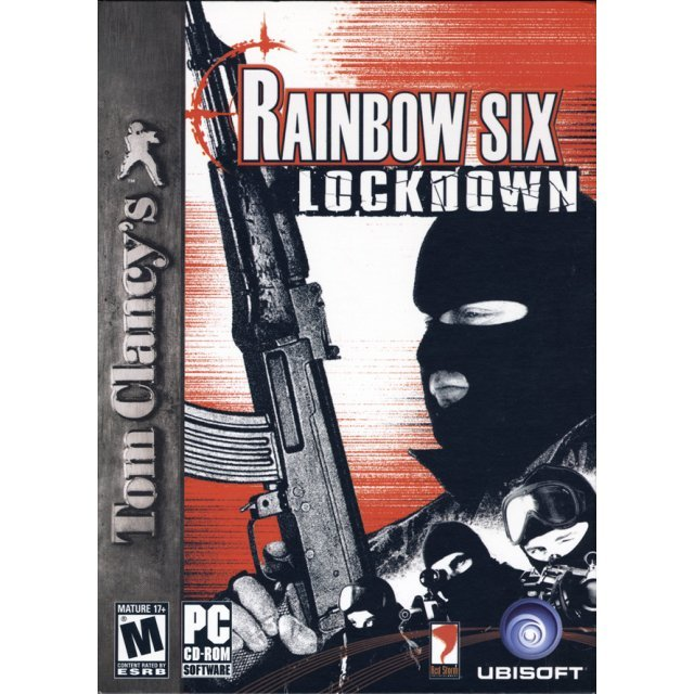 Tom Clancy's Rainbow Six: Lockdown (DVD-ROM) US