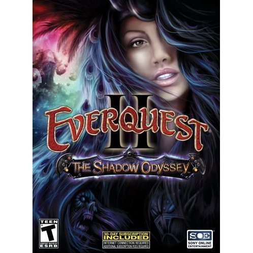 EverQuest II: The Shadow Odyssey (w/ Figure) (DVD-ROM)