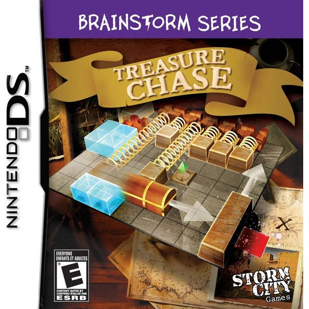 Brainstorm Series: Treasure Chase