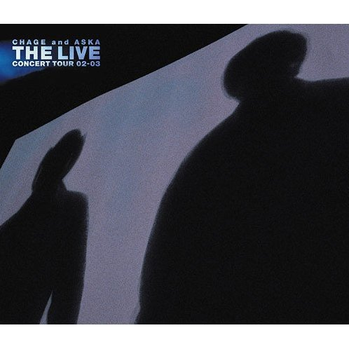 Chage And Aska Concert Tour 02-03 The Live