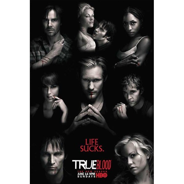 True Blood: Season 2 [5-Disc Boxset]