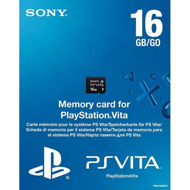 PlayStation Vita Memory Card (16GB)