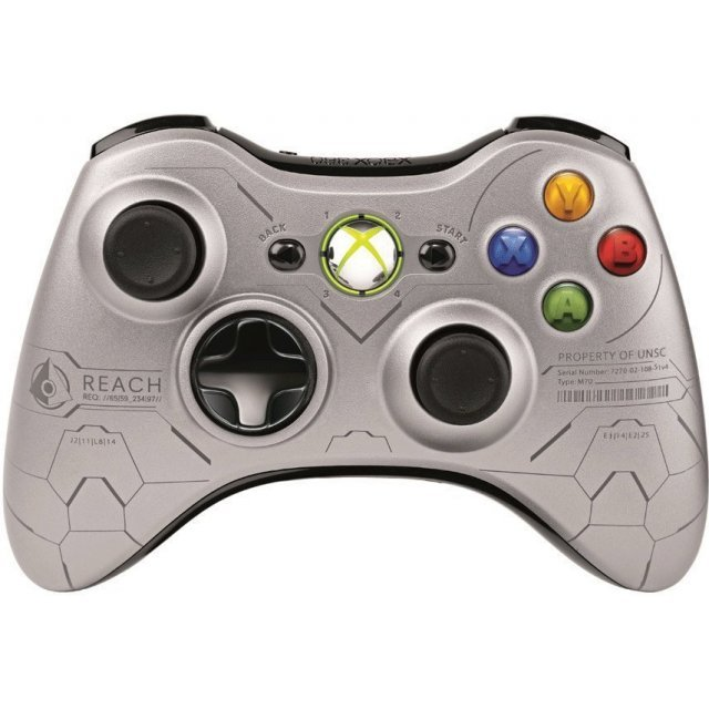 Xbox 360 Wireless Controller (Halo Reach Limited Edition)
