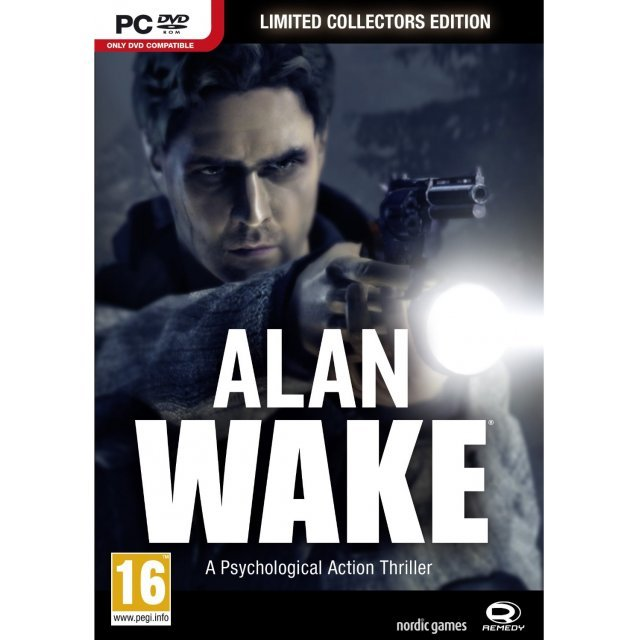 Alan Wake (Collector's Edition) (DVD-ROM)