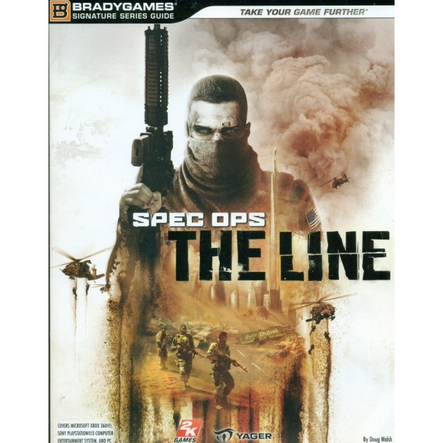 Spec Ops: The Line Signature Series Guide