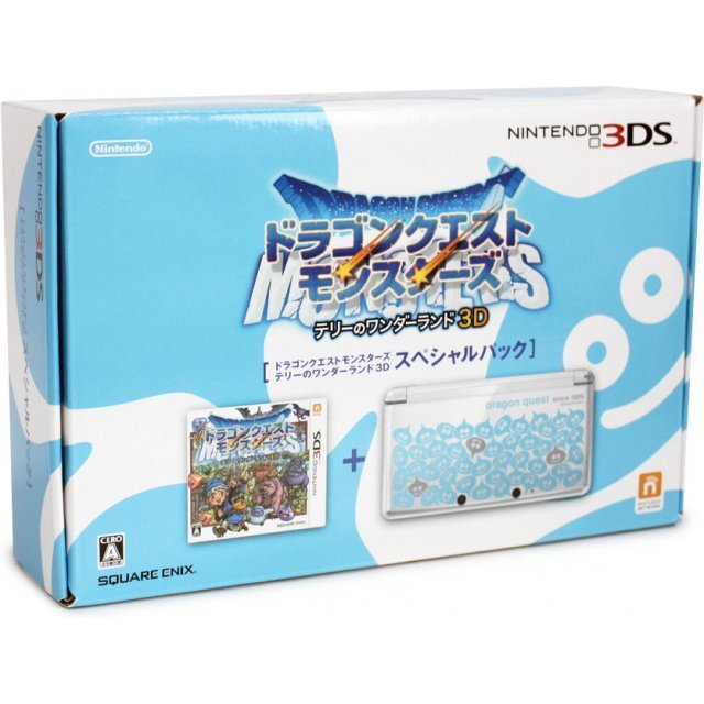 Nintendo 3DS (Dragon Quest Monsters: Terry no Wonderland 3D Edition)