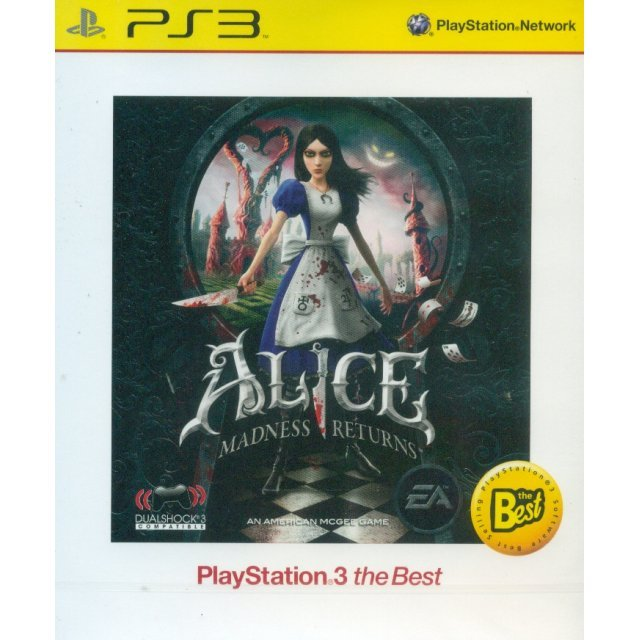 Alice: Madness Returns (PlayStation3 the Best)