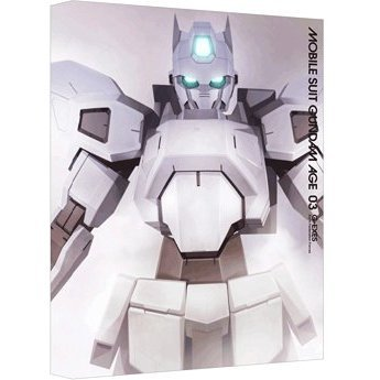 Mobile Suits Gundam Age Vol.3 Deluxe Version [Limited Edition]