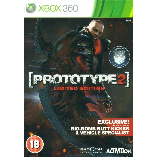Prototype 2 (Limited Edition)