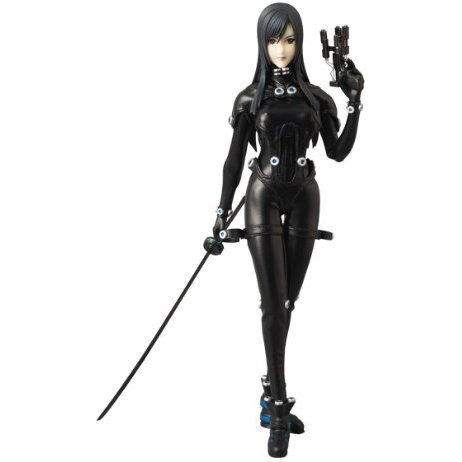 Real Action Heroes No. 576 Gantz 1/6 Scale Fashion Doll: Reika (Re-run)