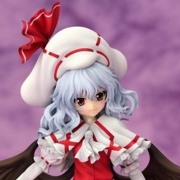 Touhou Project 1/8 Scale Pre-Painted PVC Figure: Remilia Scarlet Korindo Ver.