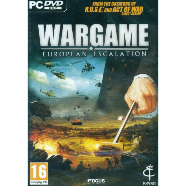 Wargame: European Escalation (DVD-ROM)