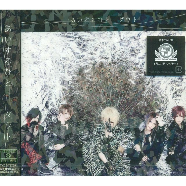 Aisuru Hito [CD+DVD Limited Edition Type B]
