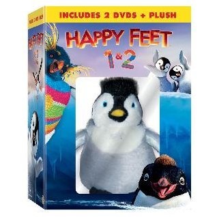 Happy Feet [1+2 Double Pack With Plush Toy]