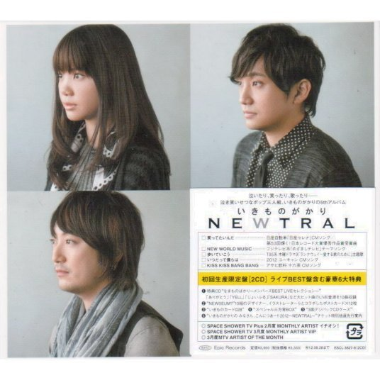 Newtral [Limited Edition]