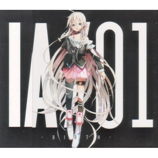 Ia / 01 - Birth [CD+2DVD-ROM Limited Pressing]