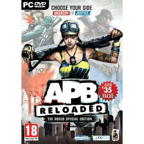 APB Reloaded (DVD-ROM)