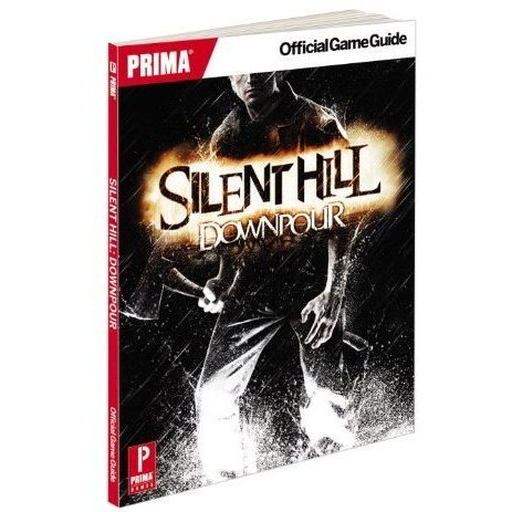 Silent Hill Downpour: Prima Official Game Guide (damage cover)