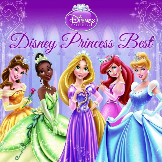 Disney Princess Fairytale Songs