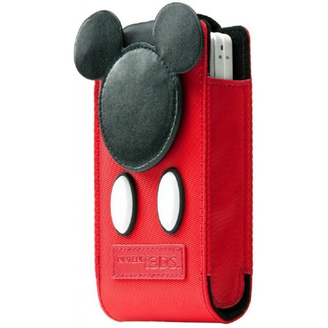 Character Case for 3DS (Mickey Mouse Edition)