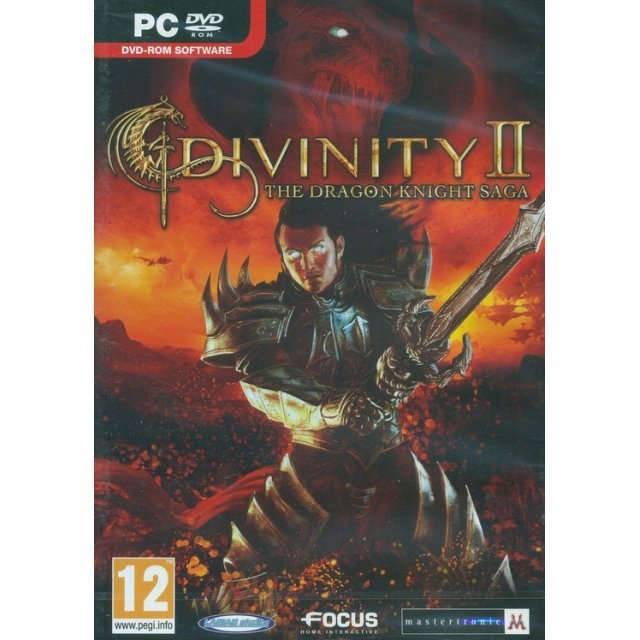 Divinity II: The Dragon Knight Saga (DVD-ROM)