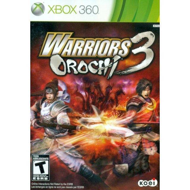 Warriors Orochi 3 (English Version)