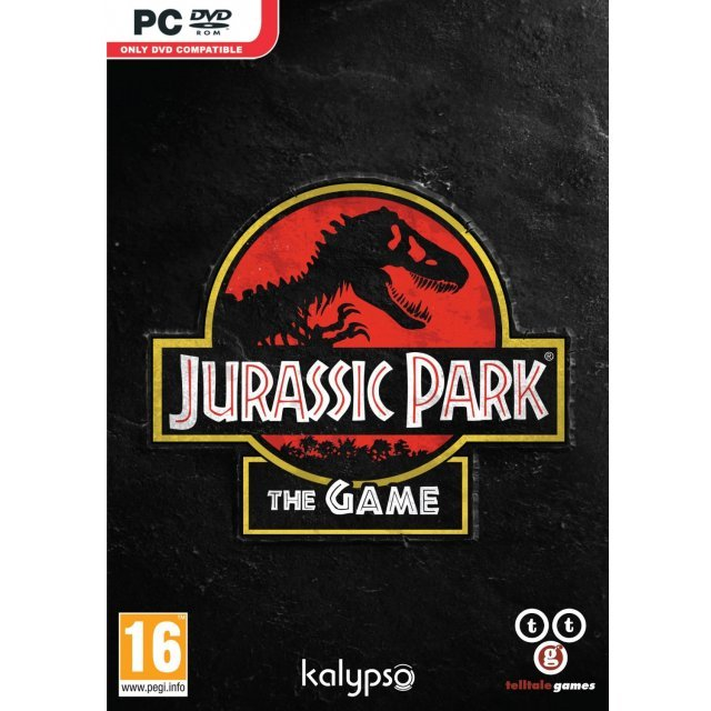 Jurassic Park: The Game (DVD-ROM)