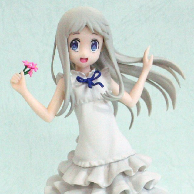 Anohana We still don't know the name of the flower we saw that day PVC Figure: Honma Meiko (Menma)