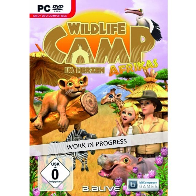 Wildlife Camp (DVD-ROM)