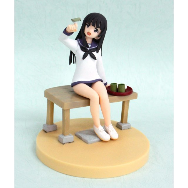 Strike Witches Non Scale Pre-Painted PVC Figure Vol. 6 :  yamakawa michiko