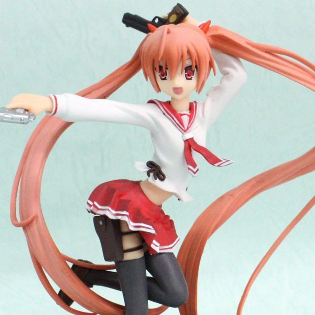Aria the Scarlet Ammo 1/8 Scale Pre-Painted PVC Figure: Kanzaki H Aria