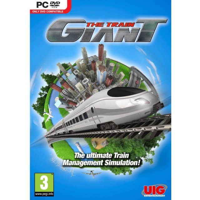 The Train Giant (DVD-ROM)