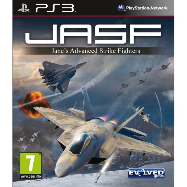 JASF: Janes Advanced Strike Fighters