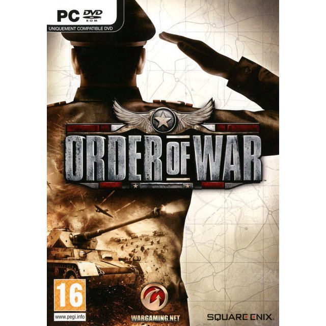Order of War (DVD-ROM)