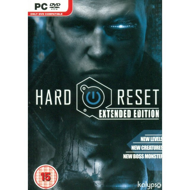 Hard Reset: Extended Edition (DVD-ROM)