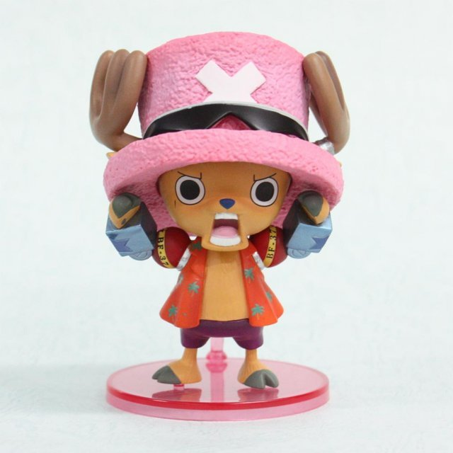 One Piece Chopper Mezuse Kaizoku Figure Shinsekai-nen: Sipwright Chopper