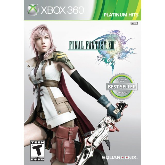 Final Fantasy XIII (Platinum Hits)