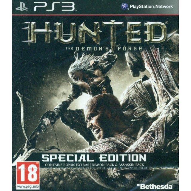 Hunted: The Demon's Forge (Special Edition)