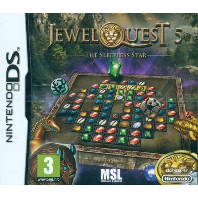 Jewel Quest The Sleepless Star Full Movie