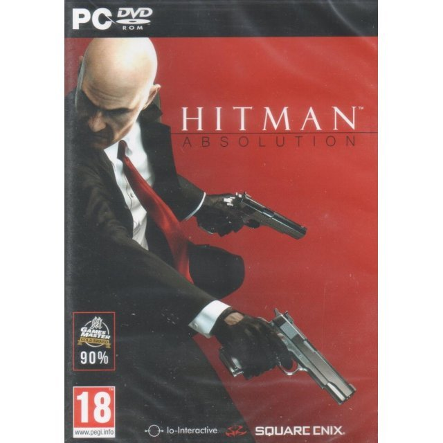 Hitman: Absolution (DVD-ROM)
