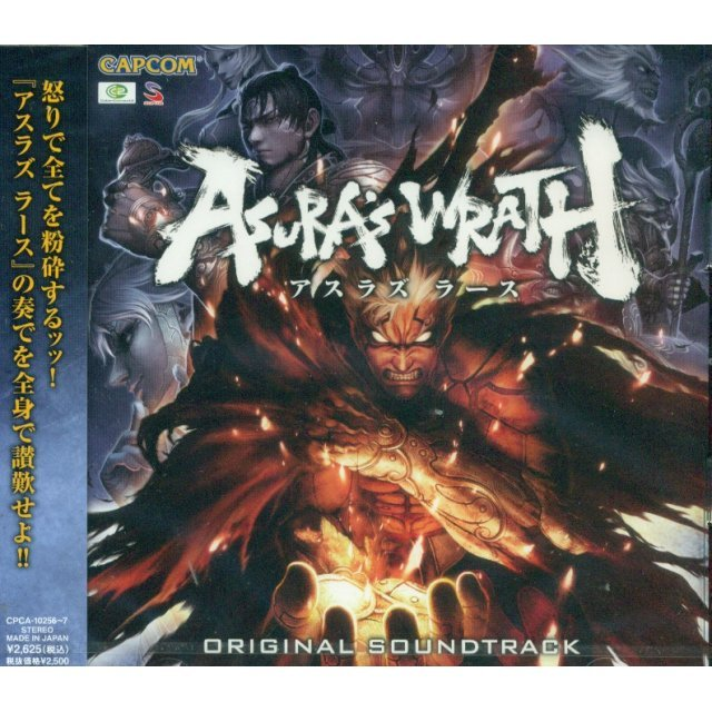 ASURA'S WRATH Original Soundtrack