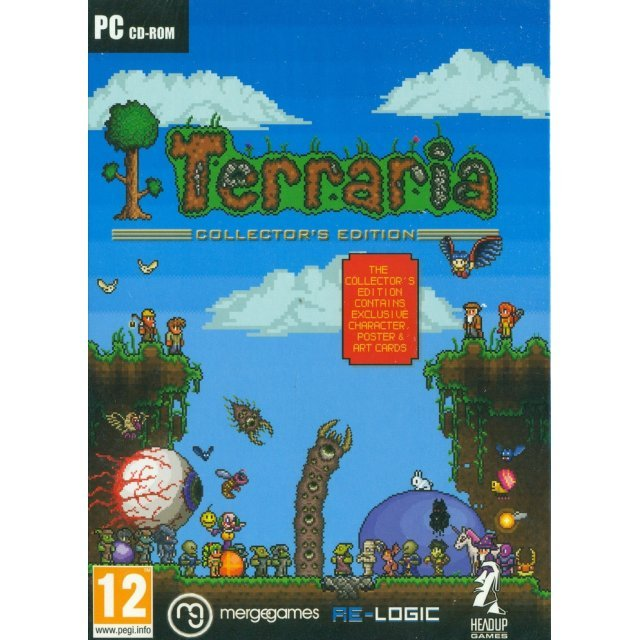 Terraria (Collector's Edition)