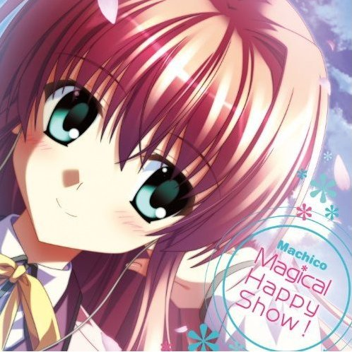 Machico / Magical Happy Show (Supipara Main Theme Song)