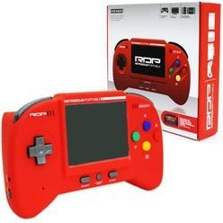 RetroDuo Portable System (Red)